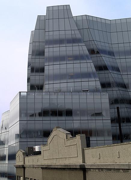 Edificio IAC, Nueva York