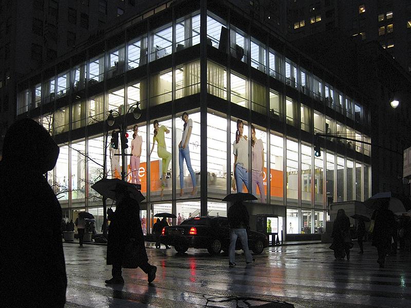 Tienda Joe Fresh (antes Manufacturers Trust), Nueva York