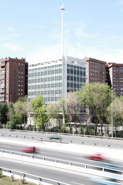 Edificio Vadesol M-30, Madrid
