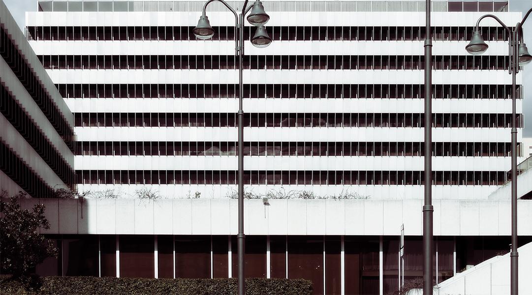 Edificio Tesorería Gral. Seguridad Social, Madrid