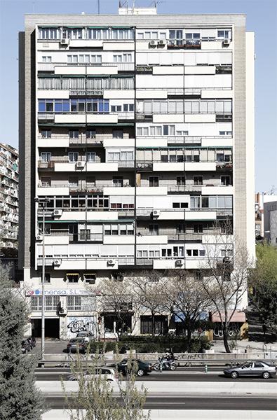 Edificio colmena de La Concepción, Madrid