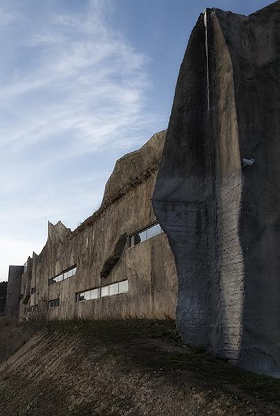 Edificio fantasma, Rioja Alavesa