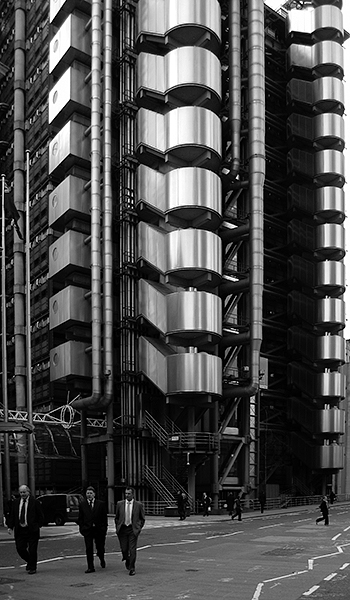 Edificio Lloyd's, Londres