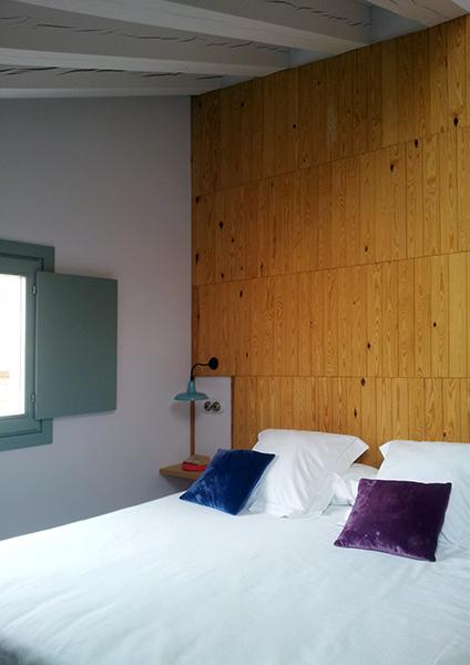 Hotel Ayllón, Ayllón